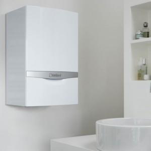 Cazan pe gaz cu condensatie VAILLANT ECOTEC PLUS VU OE 486 /5-5 (48 kW)