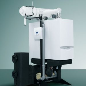 Cazan pe gaz VAILLANT ecoTEC plus VU 1206 (123,4 kW)